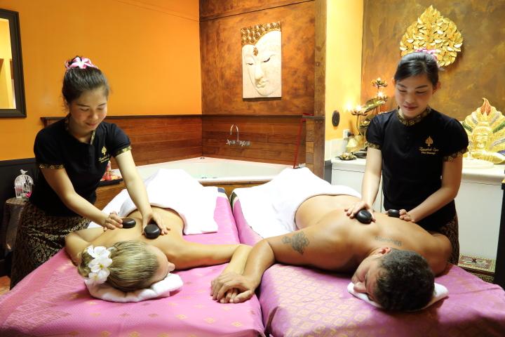 siam thai massage massage kjellerup
